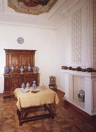 Monplaisir The Kitchen The Pantry Peterhof