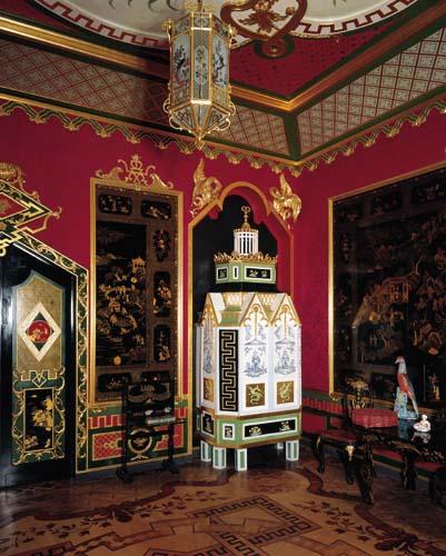 The Chinese Lobbies Peterhof Ticketsofrussia Ru