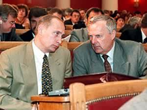 putin dissertation on st. petersburg in 1997 Basis of survey data collected in 1997 from 328 industrial enterprises  the first  set of data i collected in stpetersburg, russia, in the summer of 2001 i.