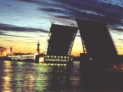 White Nights in St.Petersburg. Click to see the next photo
