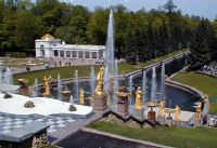 Peterhof (Petrodvorets) ' The Capital of Fountains'