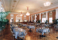 Restaurant of a Pavlovsk palace