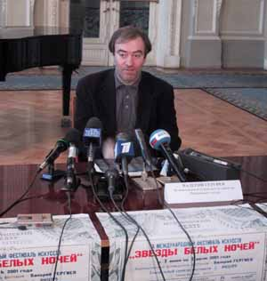 Valery Gergiev Interview